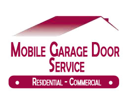 Mobile Garage Door Service - Logo